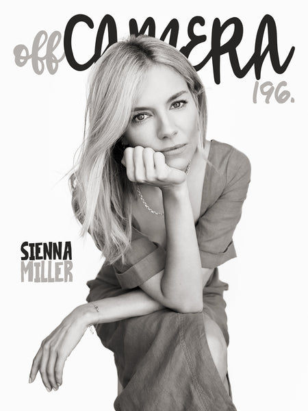 Digital Version - Off Camera 196 Sienna Miller