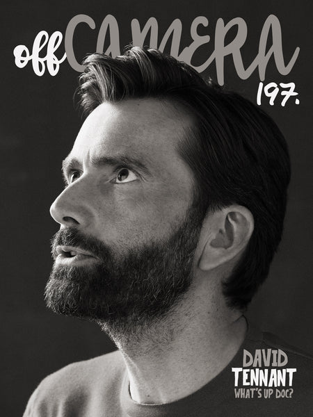 Digital Version - Off Camera 197 David Tennant