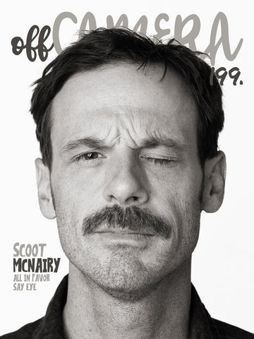 Digital Version - Off Camera 199 Scoot McNairy
