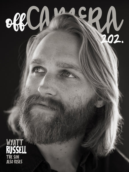 Digital Version - Off Camera 202 Wyatt Russell