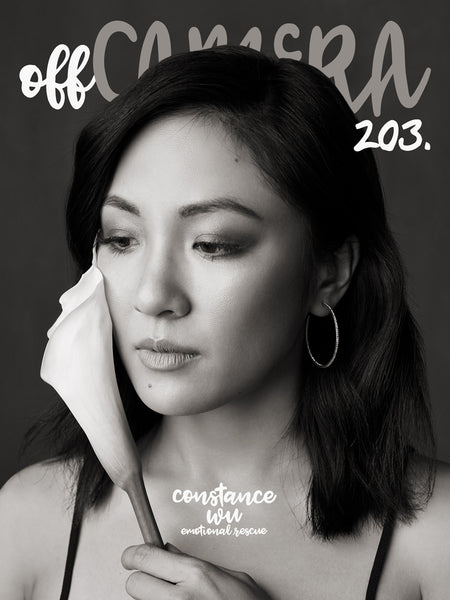 Digital Version - Off Camera 203 Constance Wu