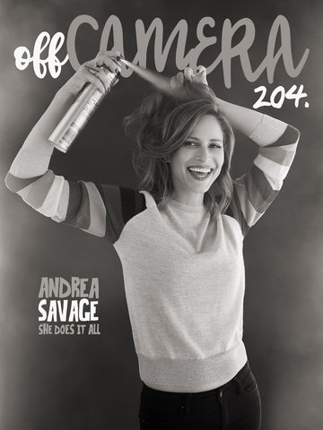 Digital Version - Off Camera 204 Andrea Savage