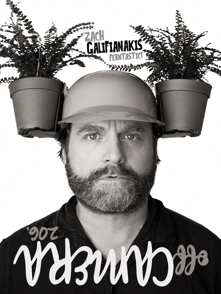Digital Version - Off Camera 206 Zach Galifianakis