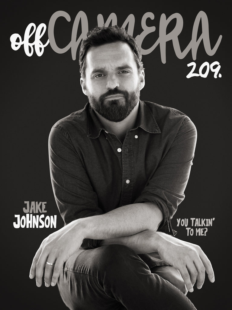 Digital Version - Off Camera 209 Jake Johnson