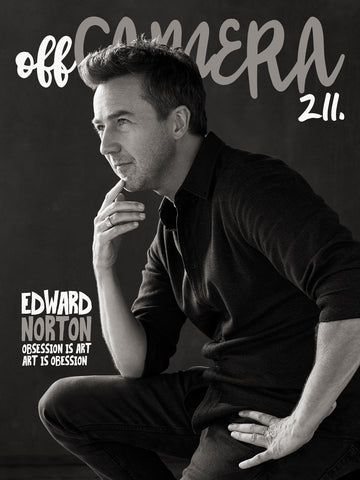 Digital Version - Off Camera 211 Edward Norton