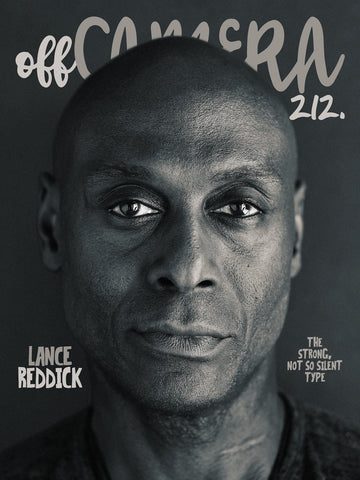 Digital Version - Off Camera 212 Lance Reddick