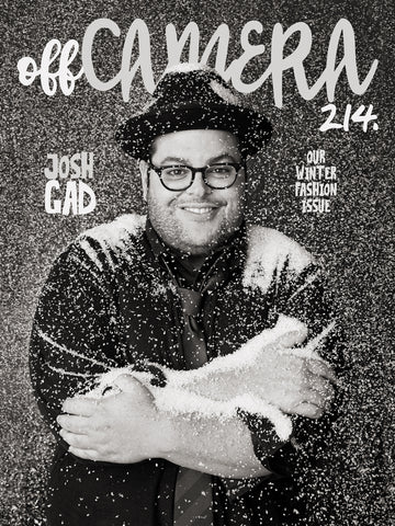 Digital Version - Off Camera 214 Josh Gad