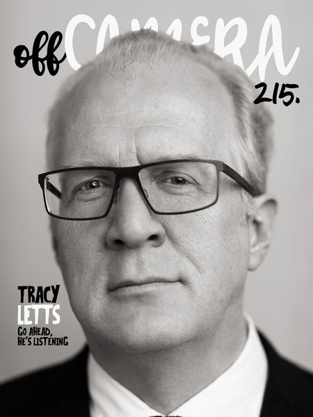 Digital Version - Off Camera 215 Tracy Letts