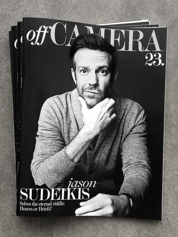 Off Camera 023 Jason Sudeikis