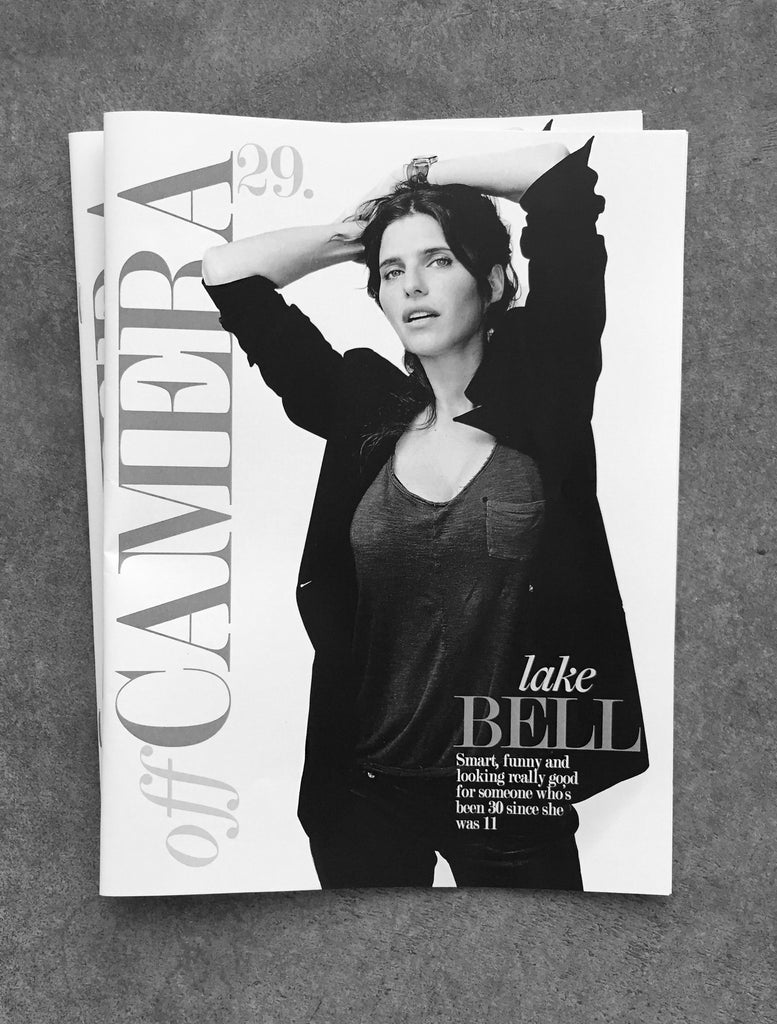 Off Camera Issue 029 Lake Bell