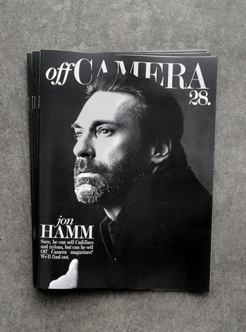 Off Camera Issue 028 Jon Hamm