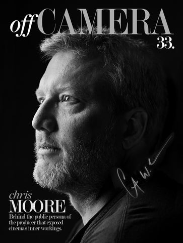 Off Camera Special Edition Signed Issue 33 Chris Moore