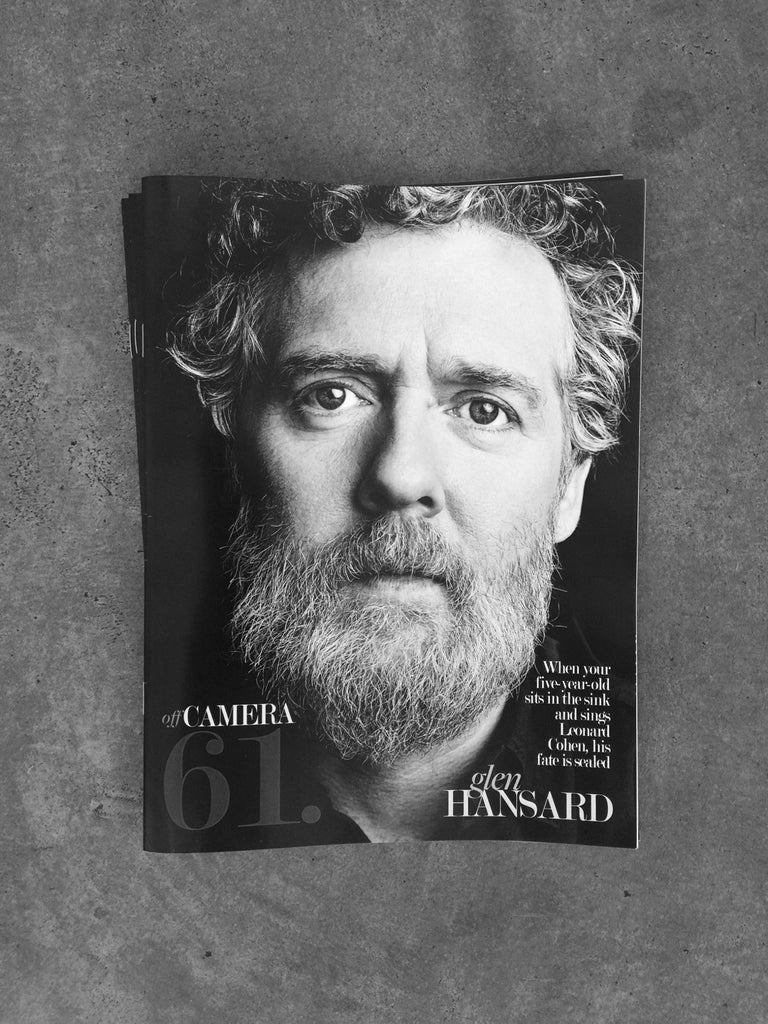 Digital Version - Off Camera 061 Glen Hansard