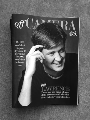 Digital Version - Off Camera 48 Bill Lawrence