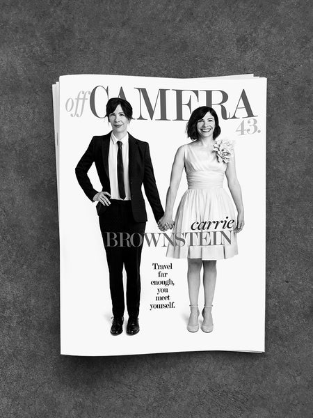Digital Version - Off Camera 43 Carrie Brownstein