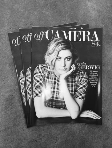 Off Camera 084 Greta Gerwig