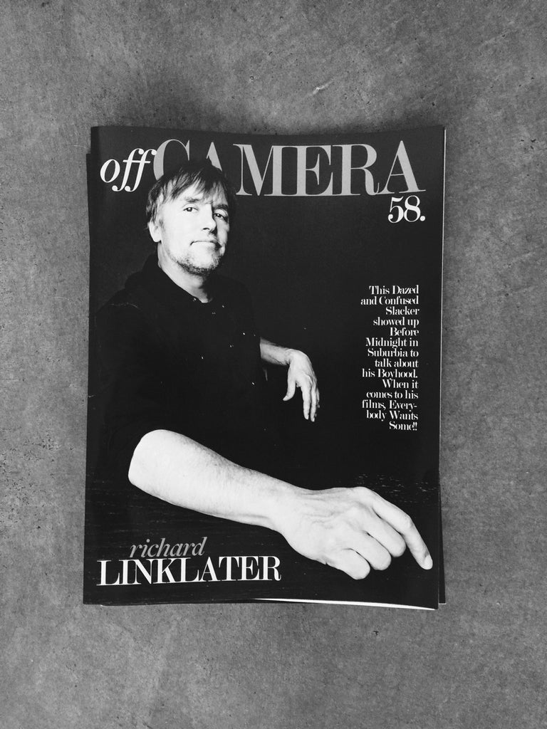 Digital Version - Off Camera 058 Richard Linklater