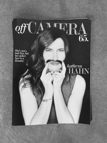 Digital Version - Off Camera 065 Kathryn Hahn
