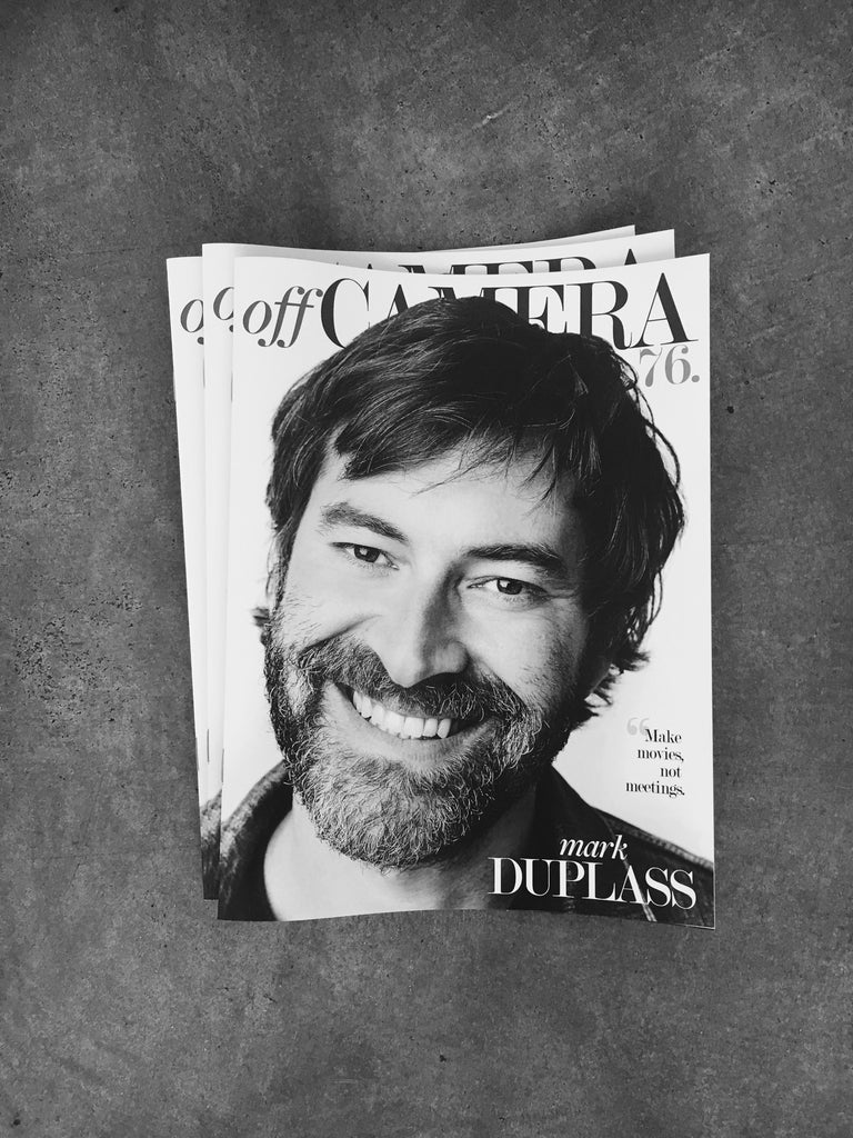 Off Camera 076 Mark Duplass