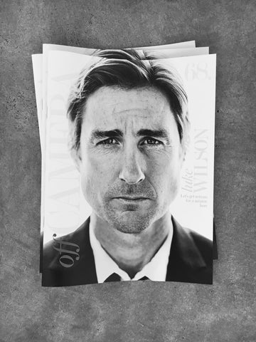 Digital Version - Off Camera 068 Luke Wilson