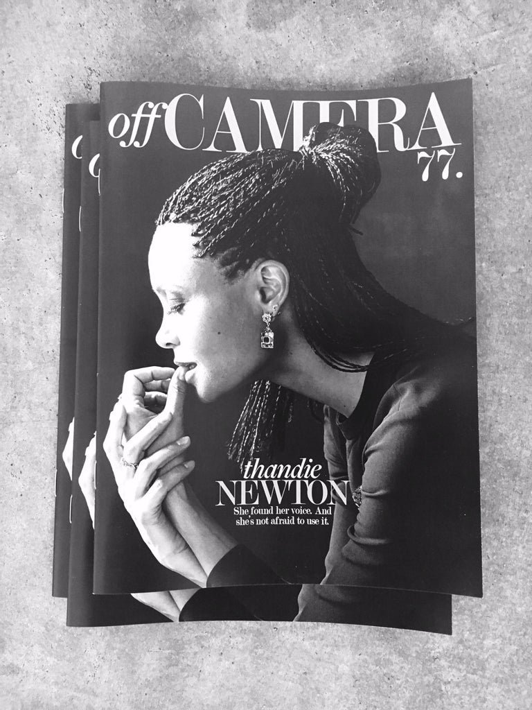 Digital Version - Off Camera 077 Thandie Newton