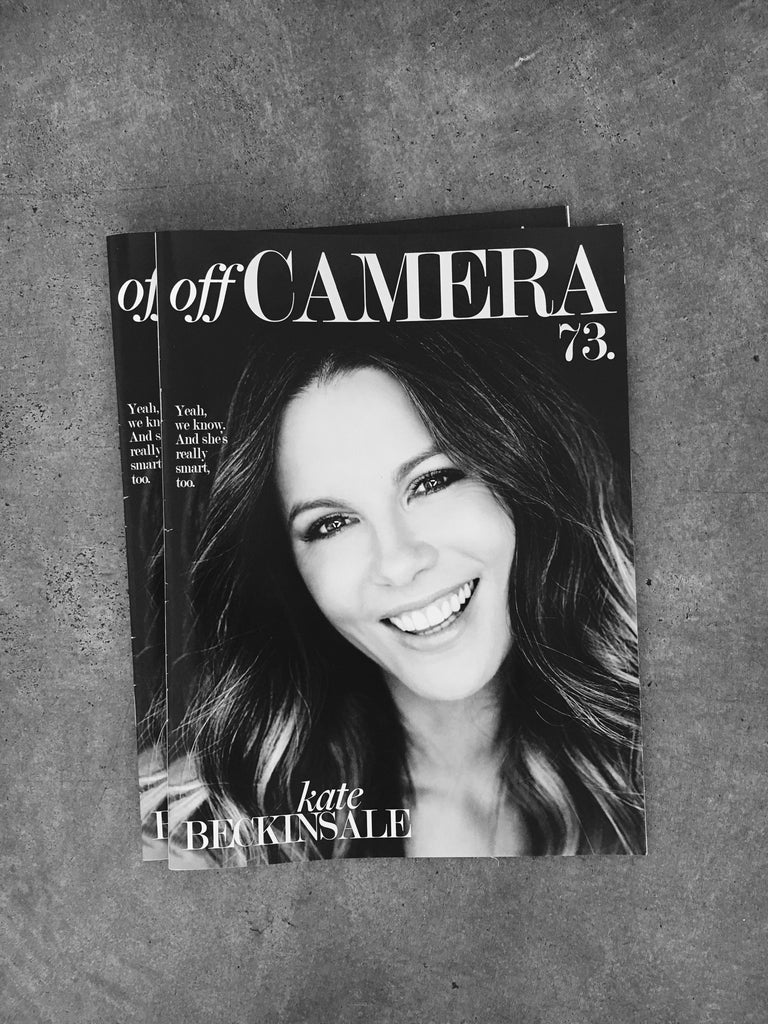 Digital Version - Off Camera 073 Kate Beckinsale