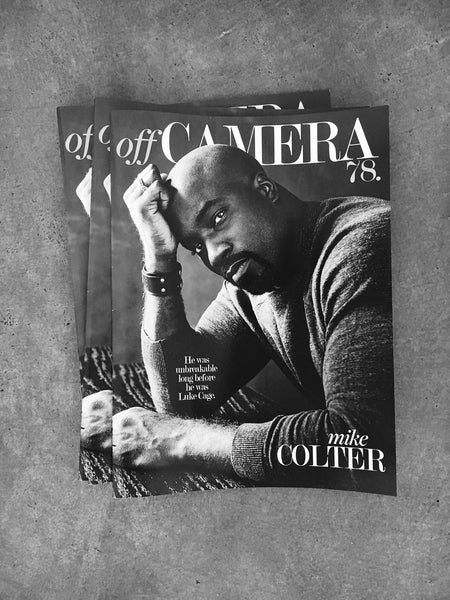 Digital Version - Off Camera 078 Mike Colter