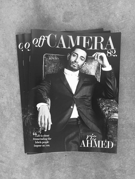 Off Camera 082 Riz Ahmed