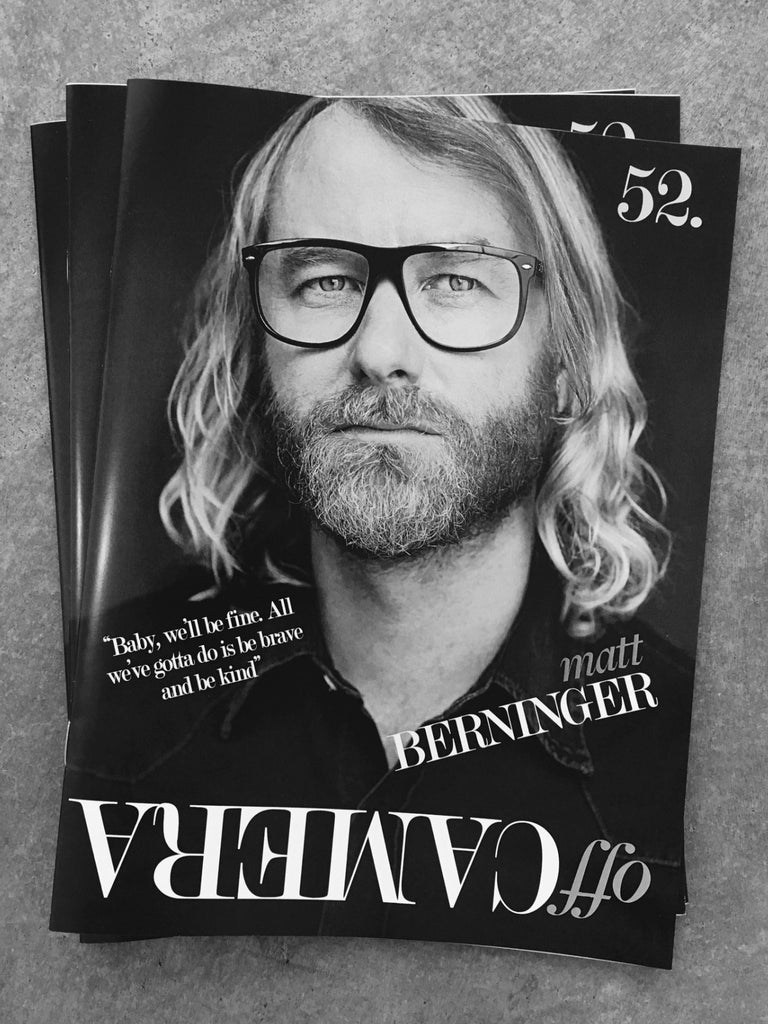 Off Camera 052 Matt Berninger