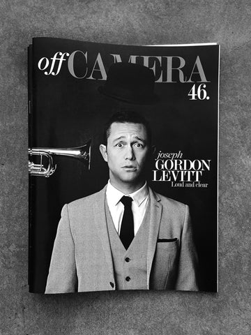 Digital Version - Off Camera 46 Joseph Gordon-Levitt