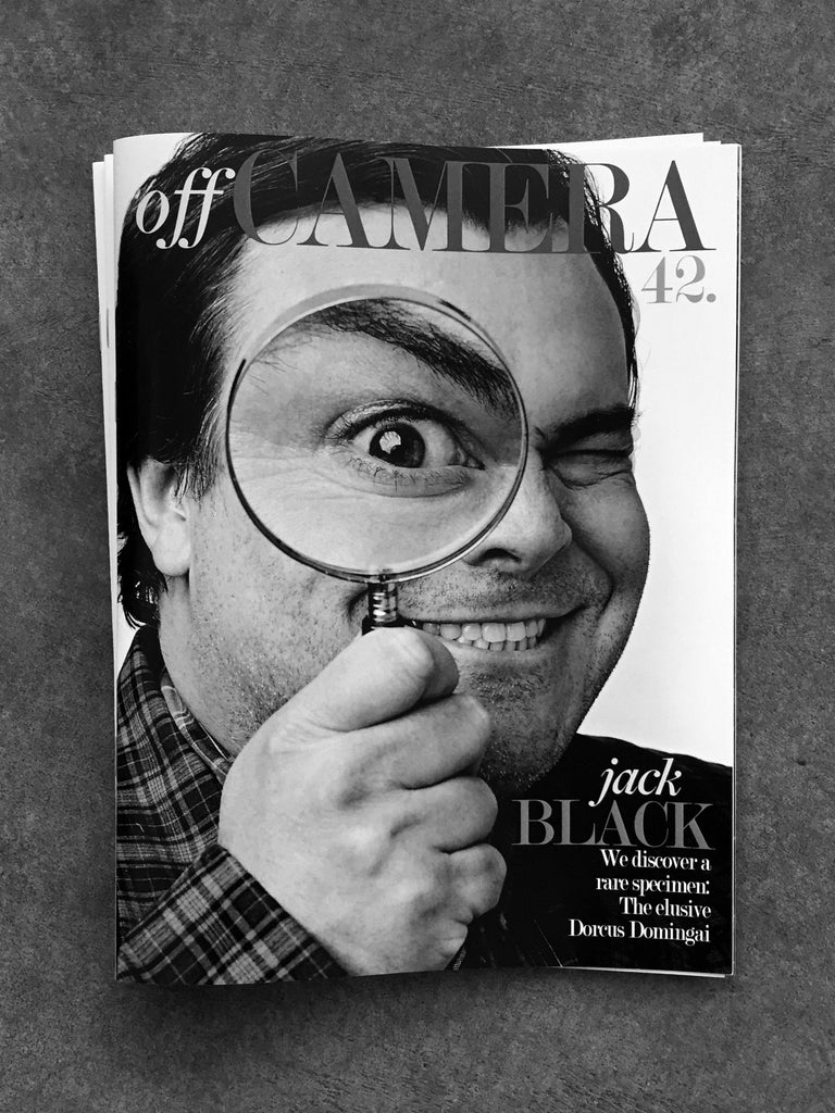Digital Version - Off Camera 42 Jack Black