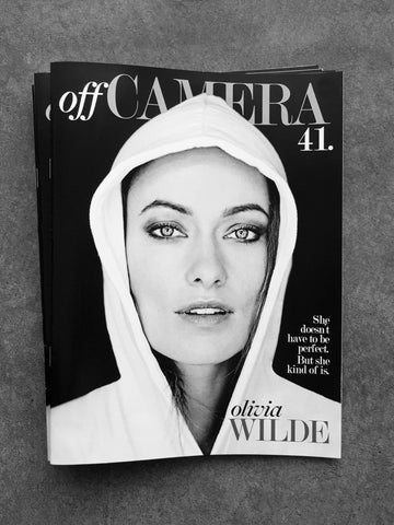Digital Version - Off Camera 41 Olivia Wilde