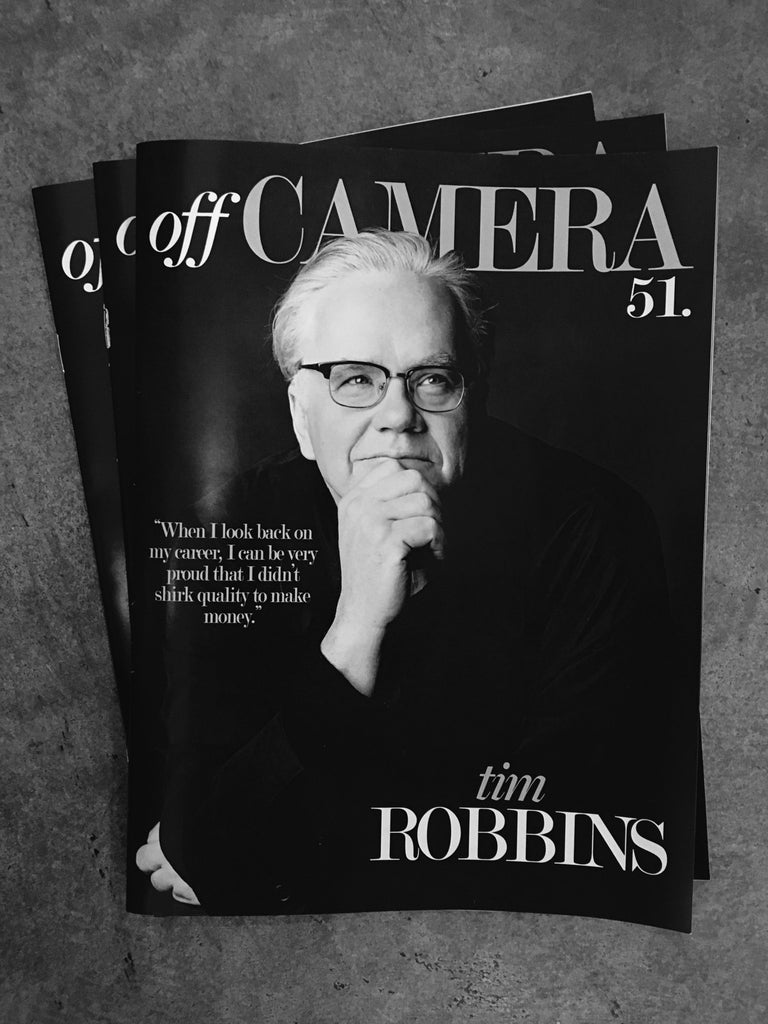 Digital Version - Off Camera 051 Tim Robbins