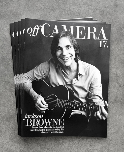 Digital Version - Off Camera Issue 017 Jackson Browne