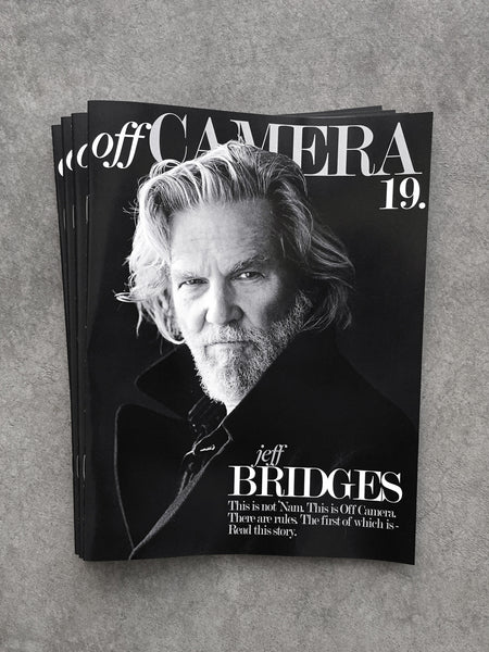 Off Camera 019 Jeff Bridges
