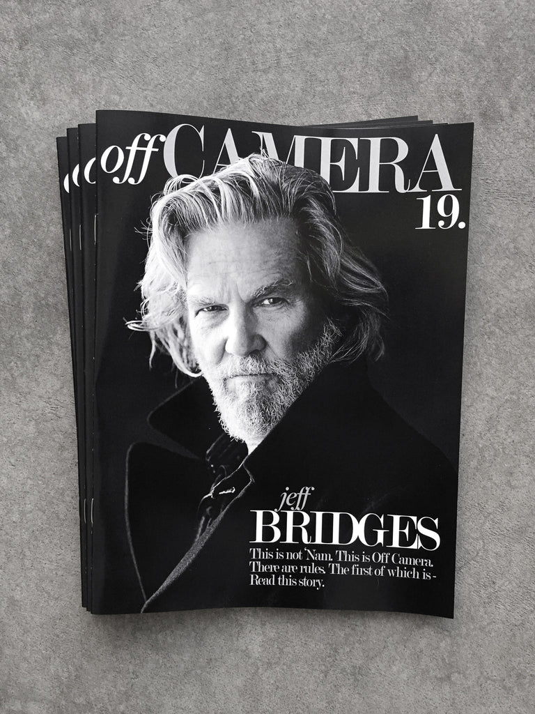 Digital Version - Off Camera 019 Jeff Bridges
