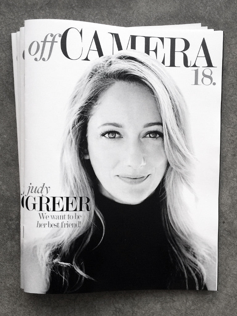 Digital Version - Off Camera Issue 018 Judy Greer