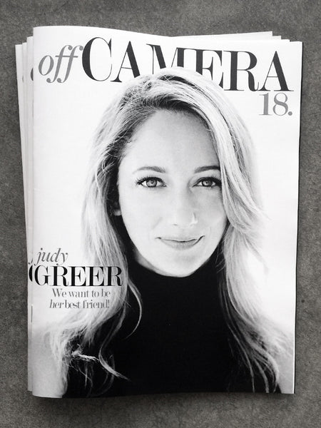 Off Camera Issue 018 Judy Greer