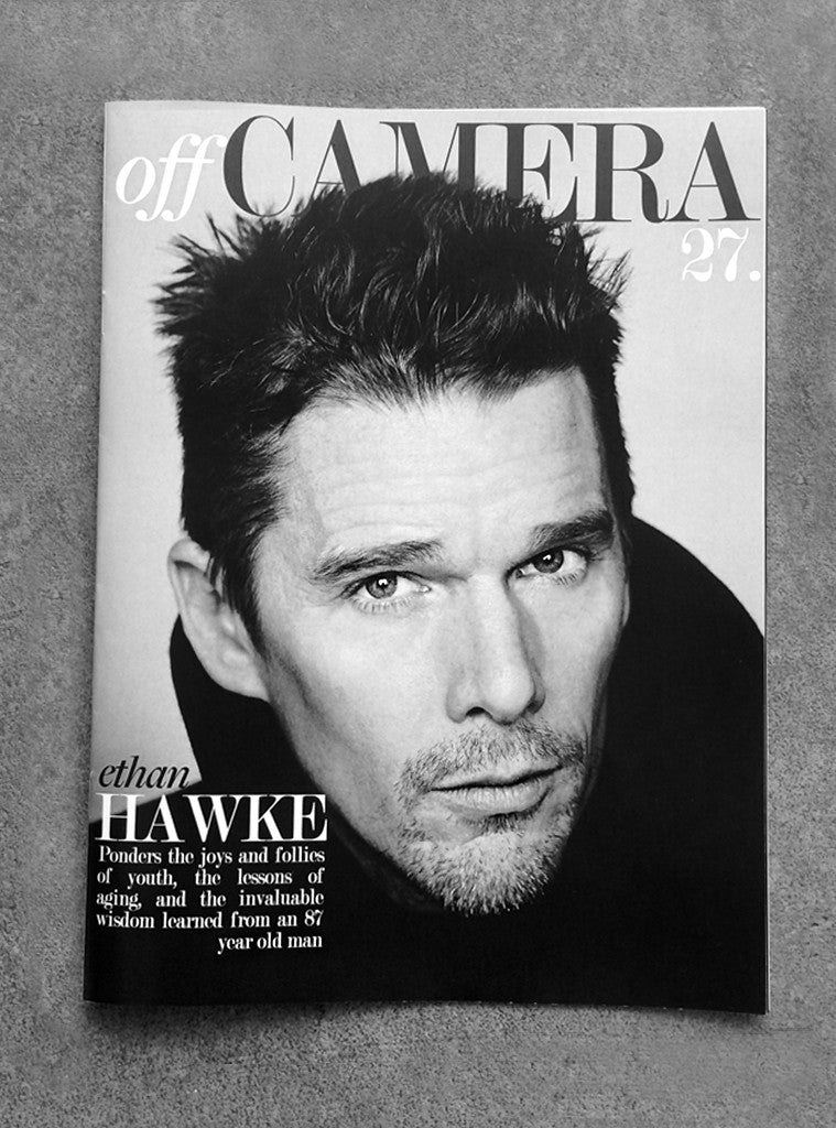 Digital Version - Off Camera 027 Ethan Hawke