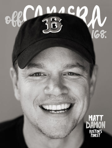 Digital Version - Off Camera 168 Matt Damon