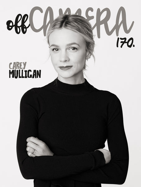 Digital Version - Off Camera 170 Carey Mulligan
