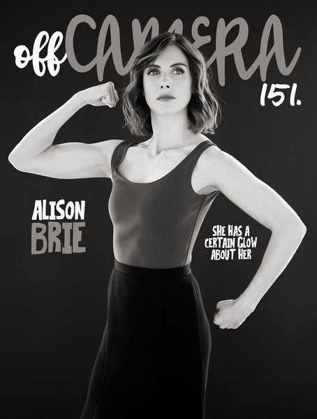 Digital Version - Off Camera 151 Alison Brie