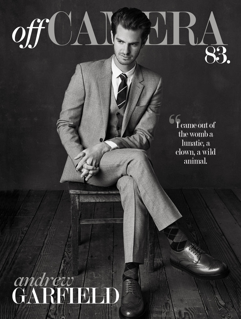 Digital Version - Off Camera 083 Andrew Garfield