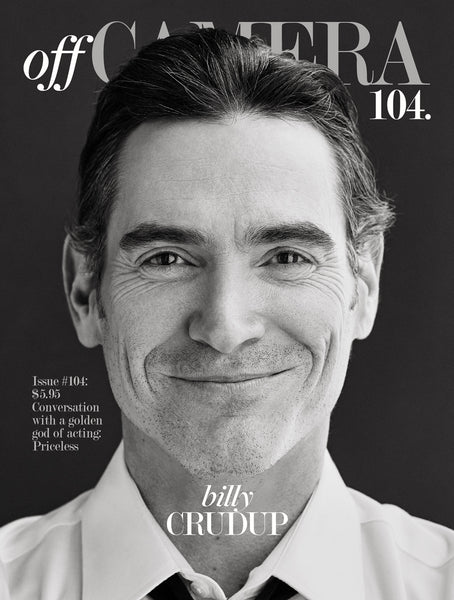 Digital Version - Off Camera 104 Billy Crudup