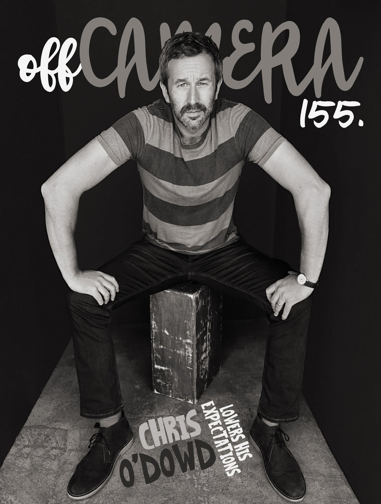 Digital Version - Off Camera 155 Chris O'Dowd