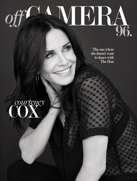 Digital Version - Off Camera 96 Courteney Cox