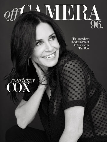 Off Camera 096 Courteney Cox