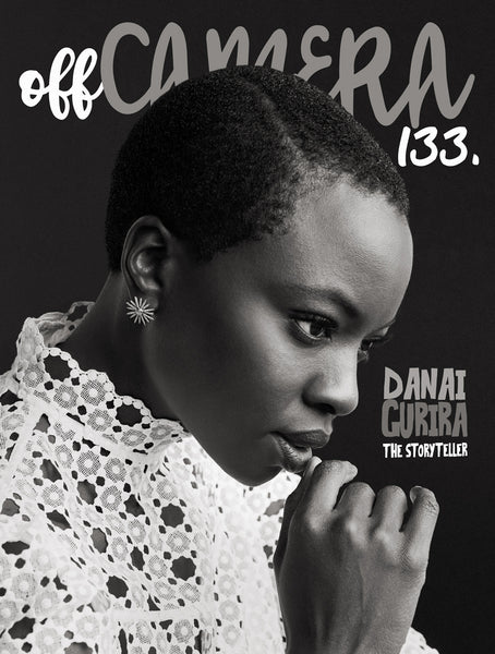 Digital Version - Off Camera 133 Danai Gurira