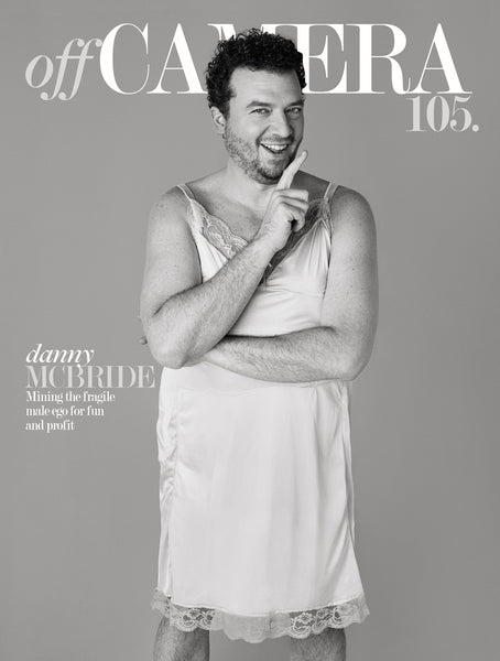 Digital Version - Off Camera 105 Danny McBride
