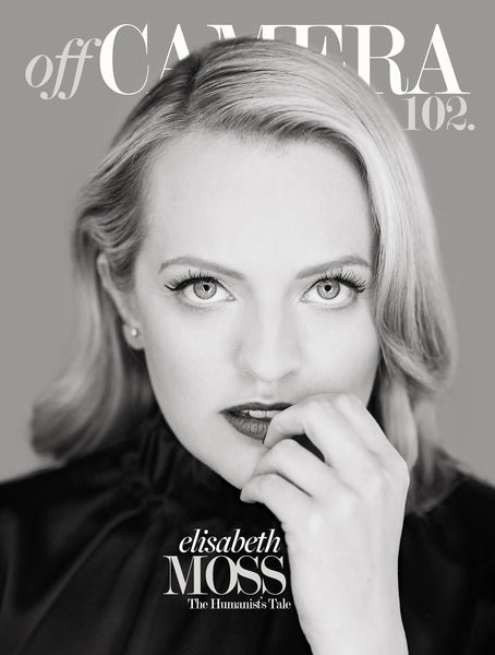 Digital Version - Off Camera 102 Elisabeth Moss